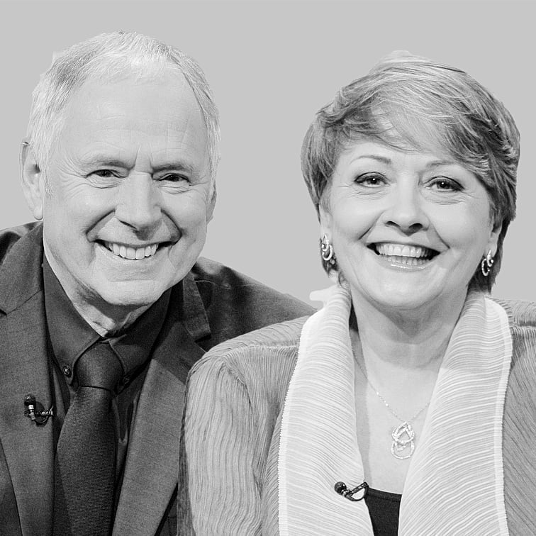 Anne Diamond & Nick Owen