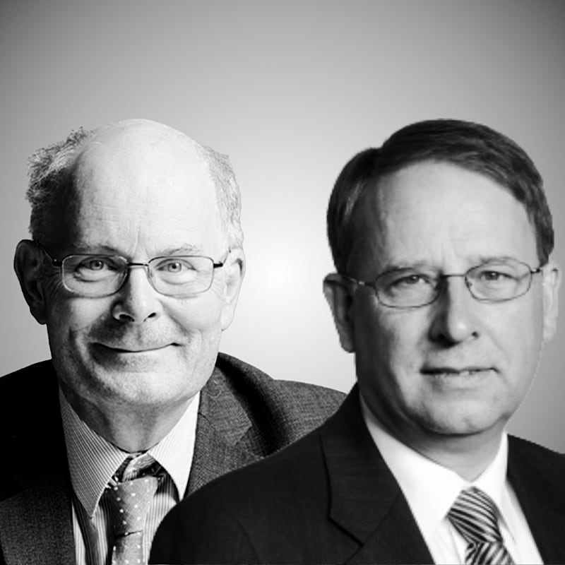 Sir John Curtice & Michael Crick