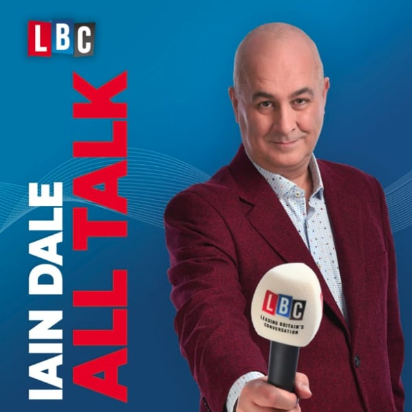 Iain Dale All Talk Podcast